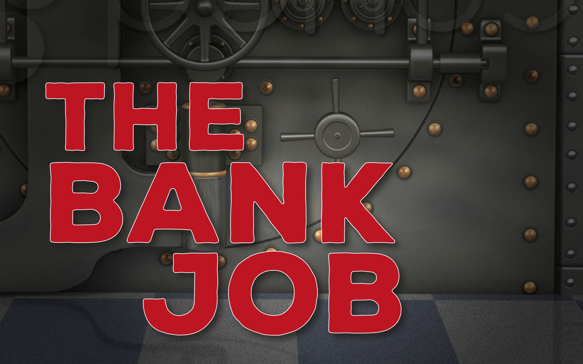 The Bank Job at Enigma Rooms Sheffield