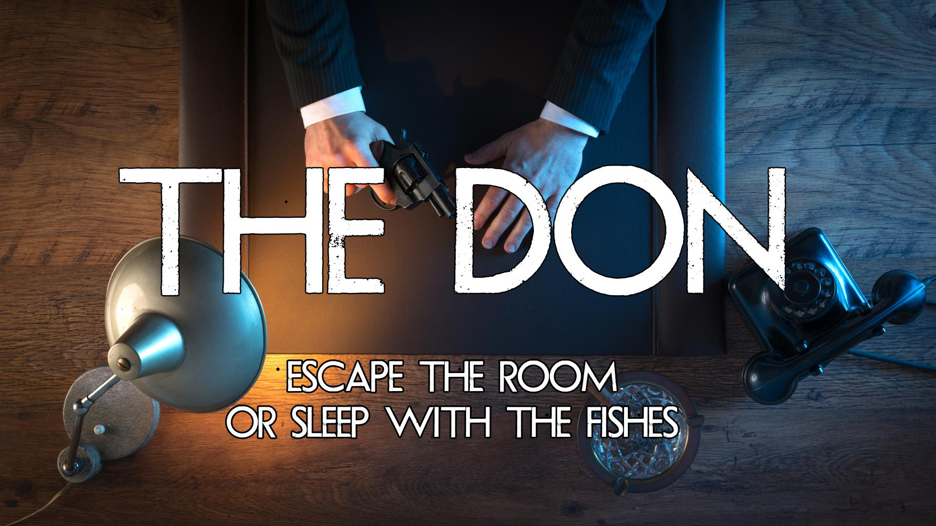 The Don at The Panic Room Gravesend