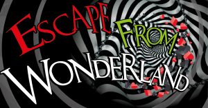 Escape from Wonderland at Enigma Wakefield